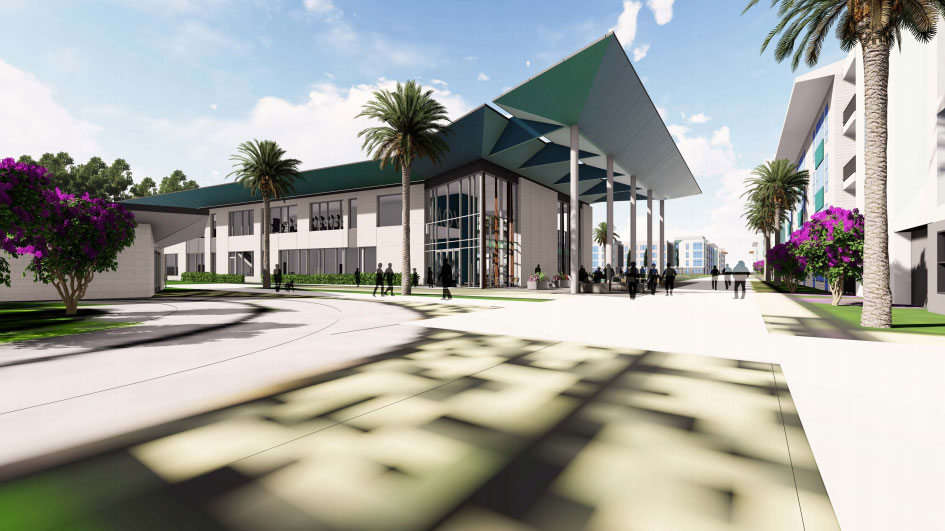 Plans Show Apartment Building Designs for Disney\'s Flamingo ...