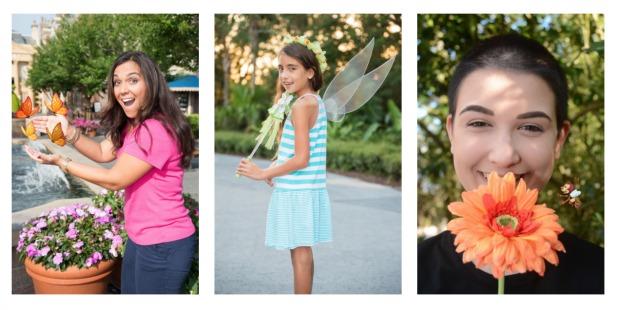 Flower Garden Magic Shot Collage