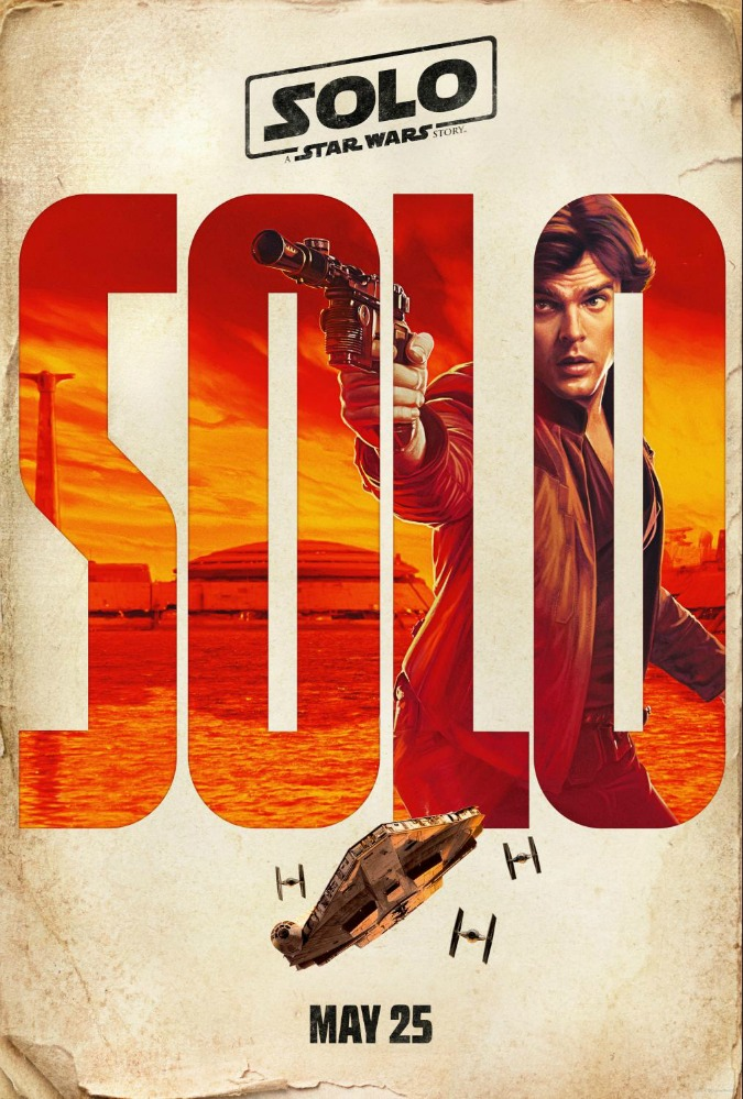 Han Solo Movie Poster