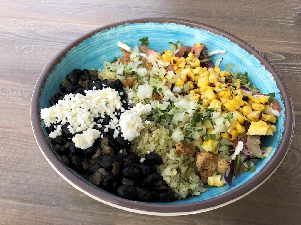 Pollo Bowl