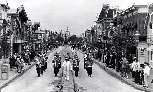 Main Street USA 1955