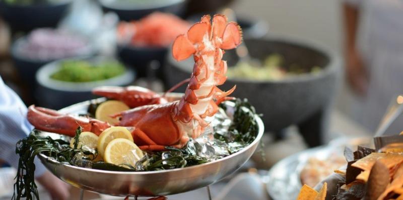 Paddlefish Lobster Wine Dinner