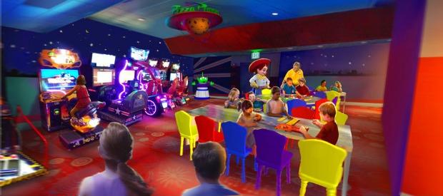 Pixar Play Zone Jessie