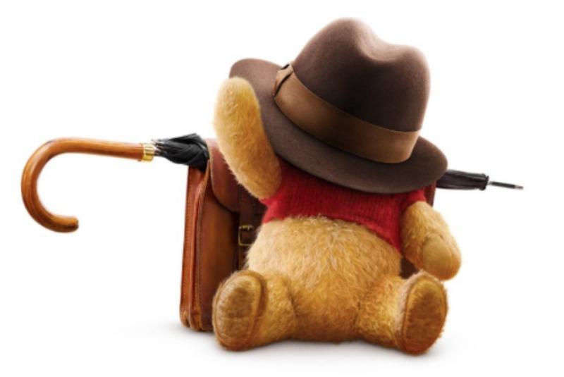 Pooh Bear Christopher Robin