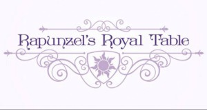 A Look Inside Rapunzel's Royal Table