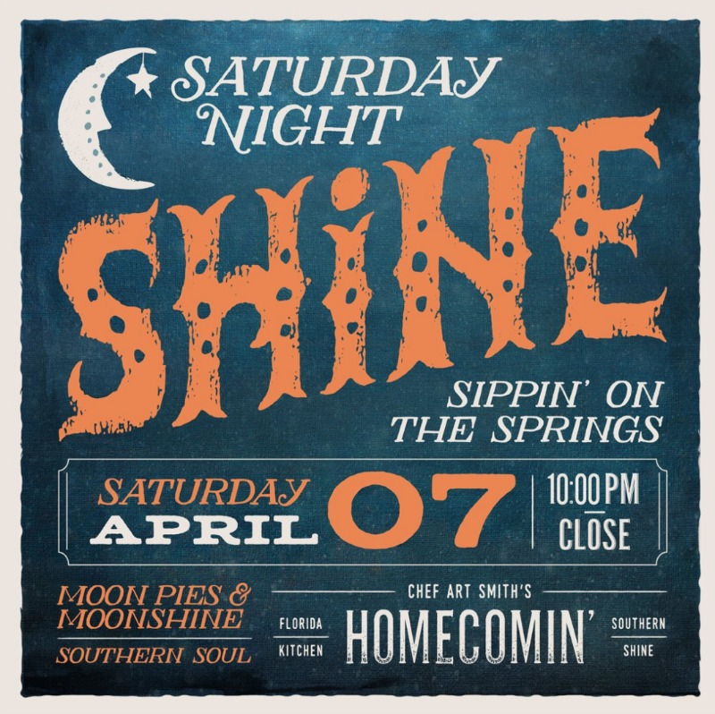 Saturday Night Shine feature