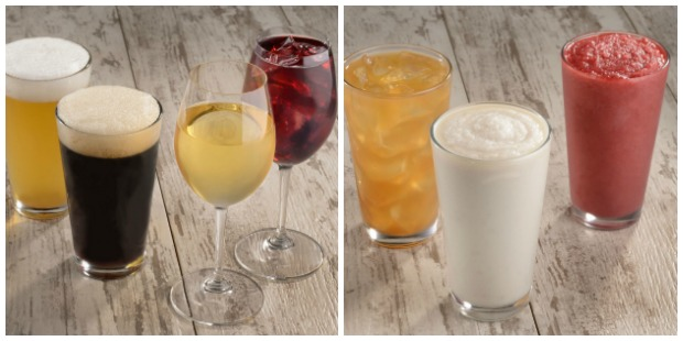 Spyglass Drink Collage