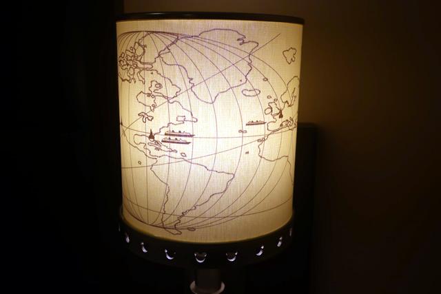 cruise lamp
