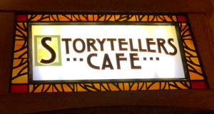 Review: Dinner at Storytellers Cafe