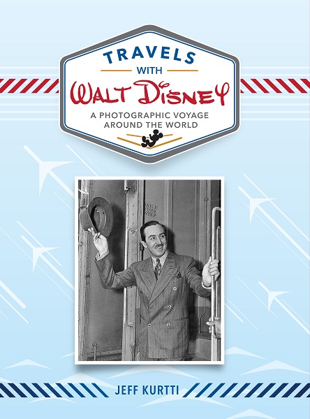 travels with walt cover
