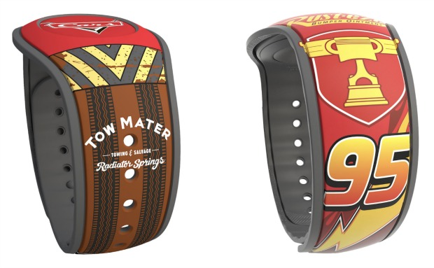 Cars MagicBand Collage