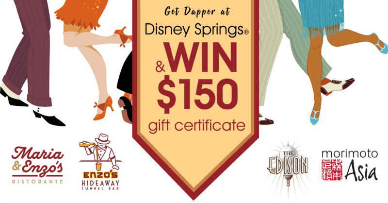 Dapper Day Disney Springs