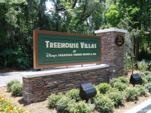 Disney S Treehouse Villas At Disney S Satatoga Springs Resort Disney Vacation Club Treehouse