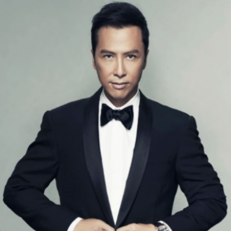 Donnie Yen Mulan