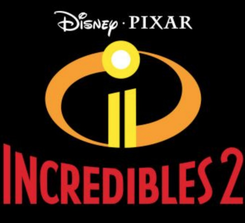Incredibles 2 Title Image