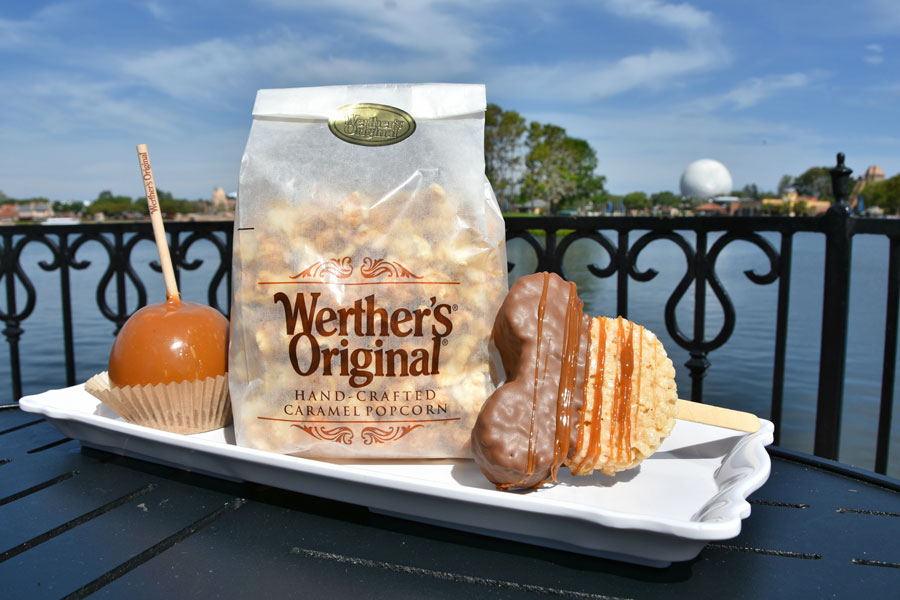 April 5 Is National Caramel Day And Karamell Kuche At Epcot Has You