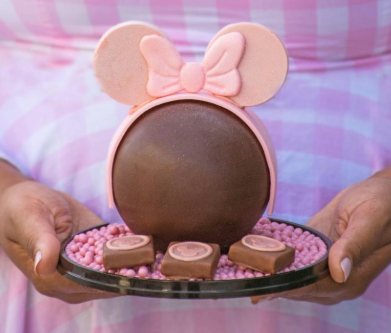 Millennial Pink Chocolate