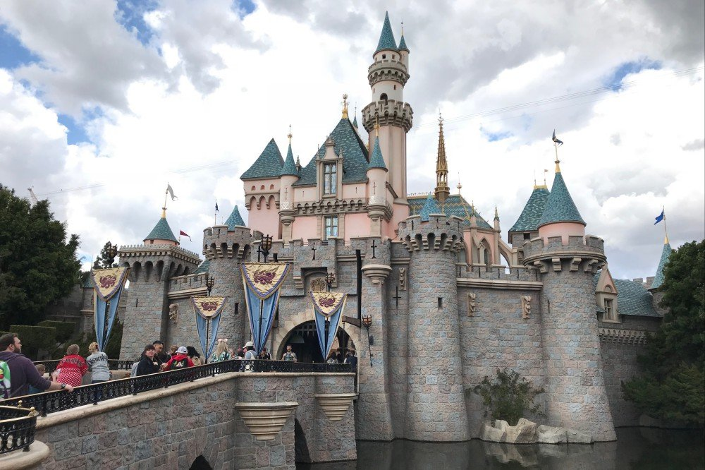 Buy Disneyland Tickets