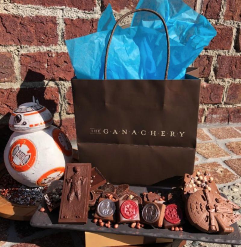 Star Wars Ganachery Feature