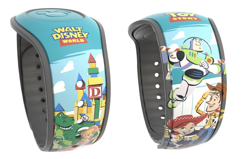 Disney Releases Five New Pixar Themed Magicbands