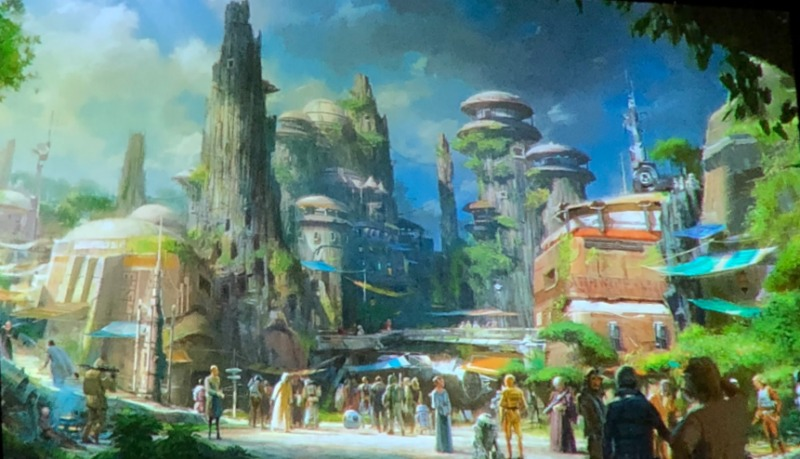 Official Name Announced For Village Inside Star Wars