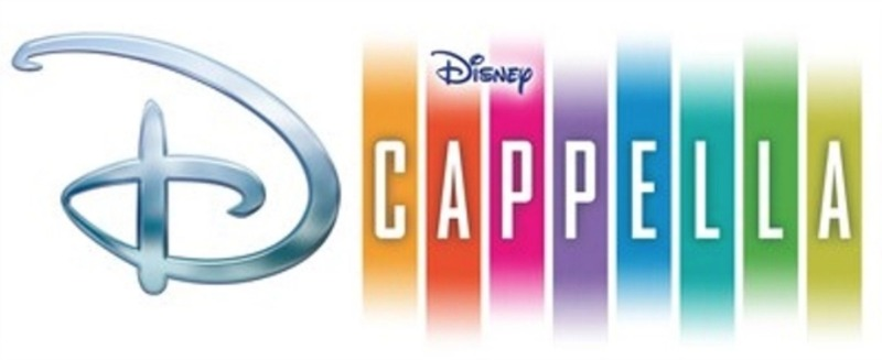 Disney's New A Cappella Group, D Cappella, Debuts on