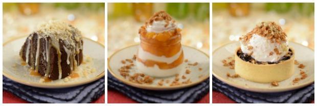 DH Dessert Collage