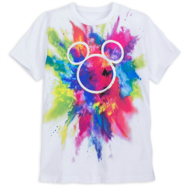 LOVE rainbow tee shirt