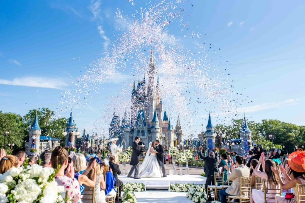 Magic Kingdom Wedding