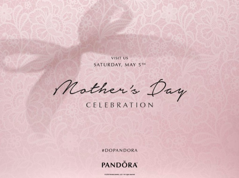 Pandora Mothers Day Feature