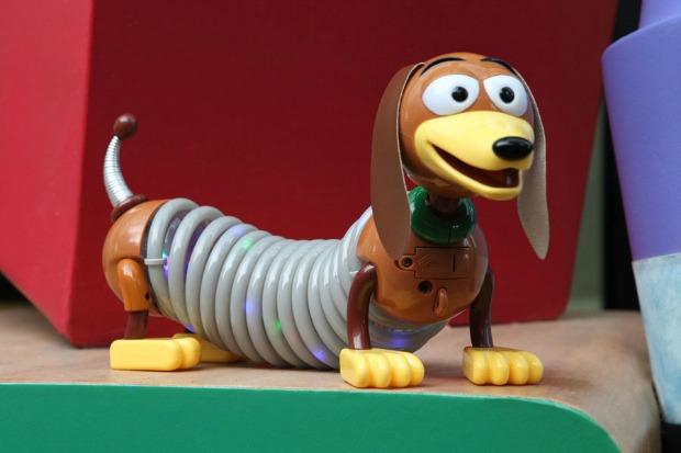 Slinky Dog Toy