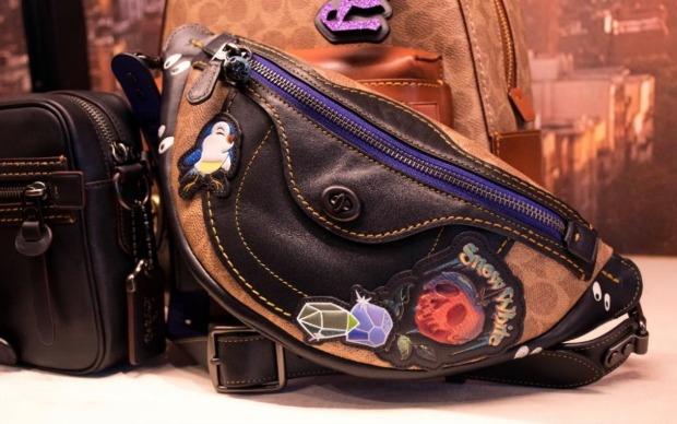Snow White Coach Fanny Pack