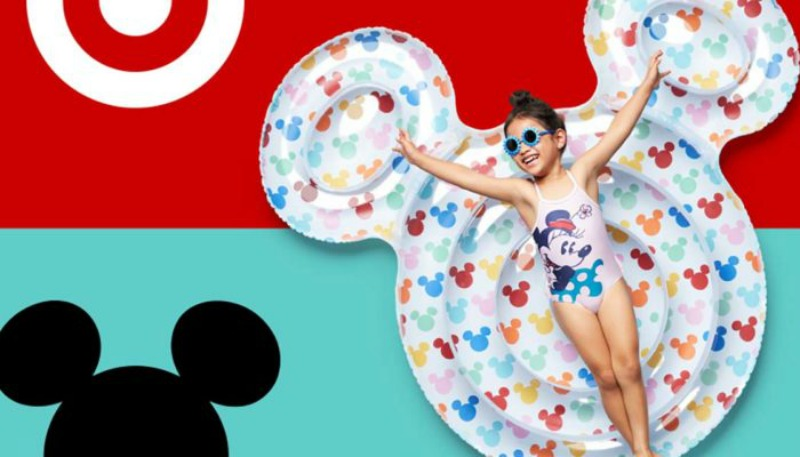 Target Mickey Collab Feature