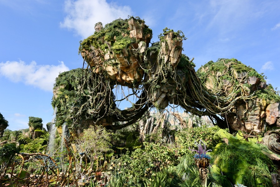 Disney Parks Take Top Three Spots In Theme Park Attendance