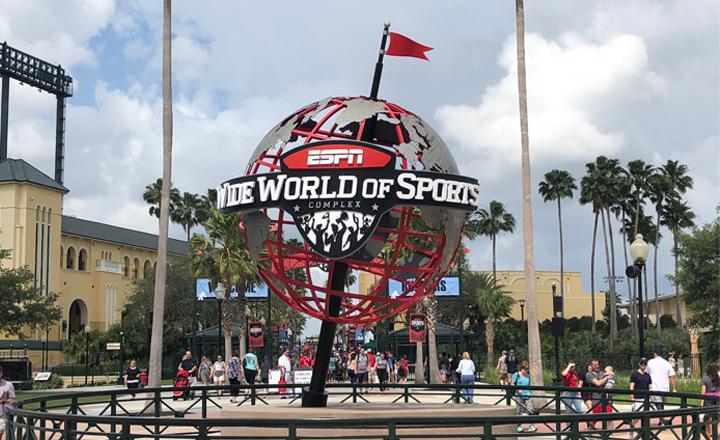 Espn Wide World Of Sports Complex Walt Disney World