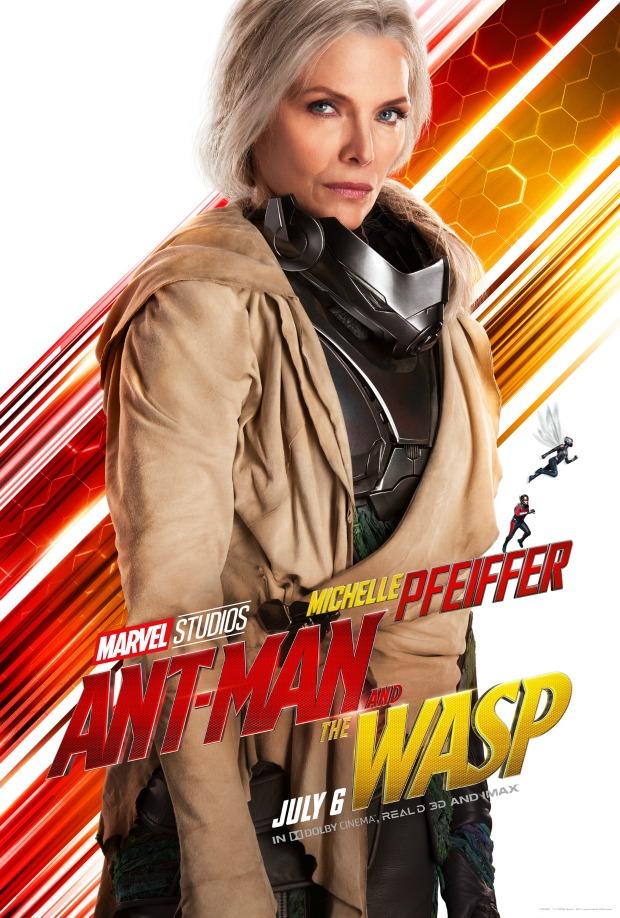 AntManAndTheWasp Michelle Pfeiffer