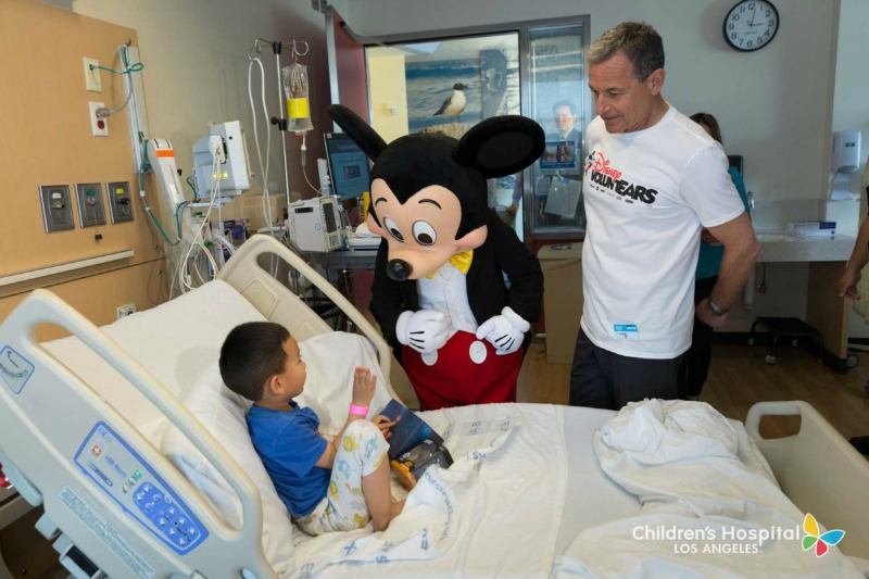 Bob Iger Children's Hospital