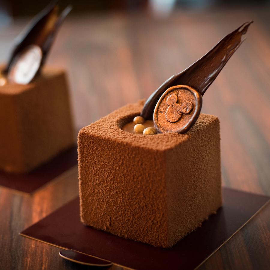 Chocolate Caramel Mousse Roaring Fork