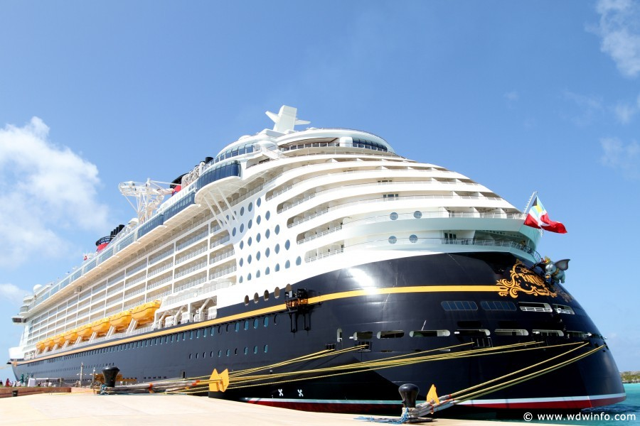 Disney Cruise Line- Fantasy