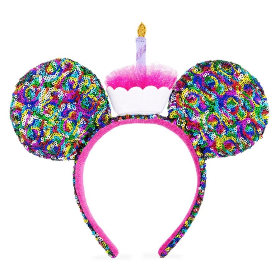 Happy Birthday Mickey Ear Headband