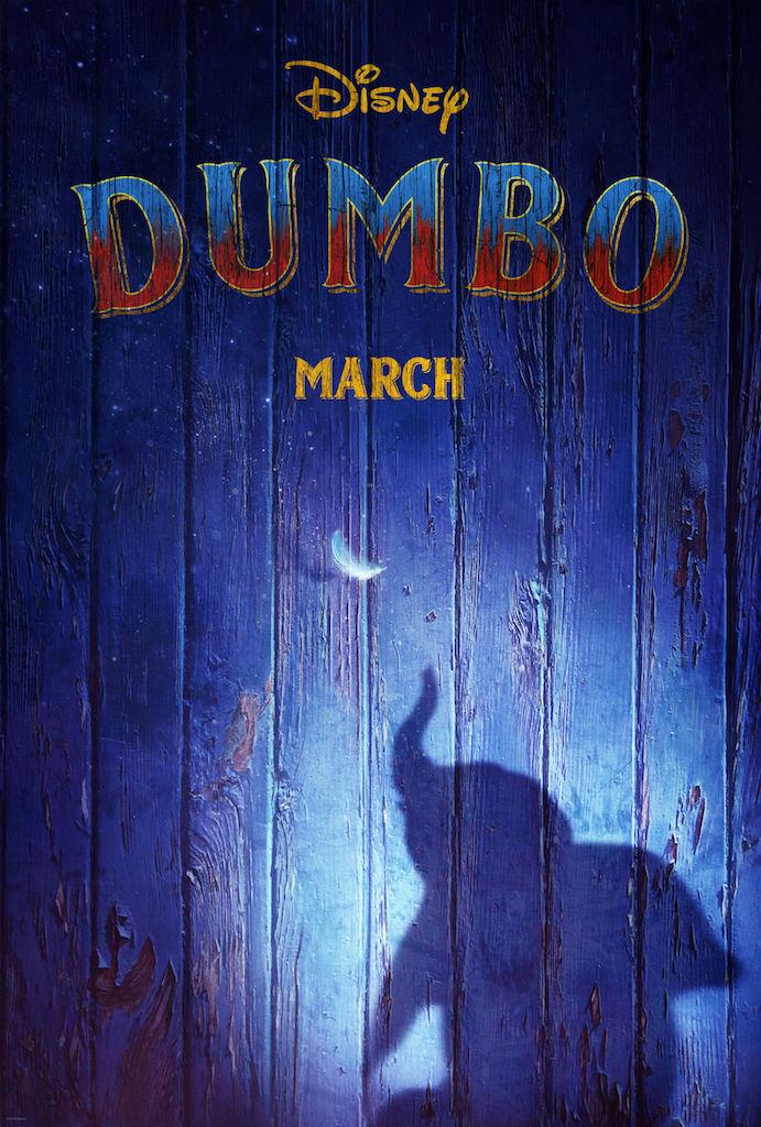 Live-Action Dumbo Teaser Poster