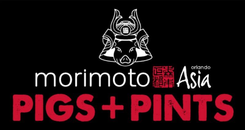 Morimoto Asia Pigs+ Pints