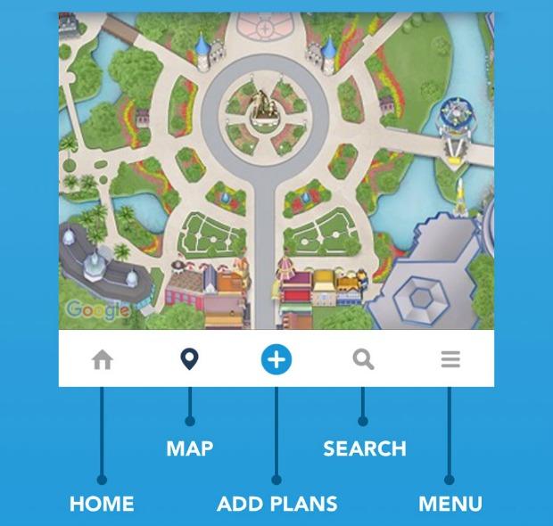 My Disney Experience app image