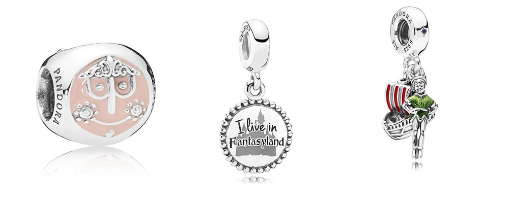 c06ed1007 PANDORA Releases Disney Park-Exclusive Charms to Celebrate 65th Anniversary  of 'Peter Pan'