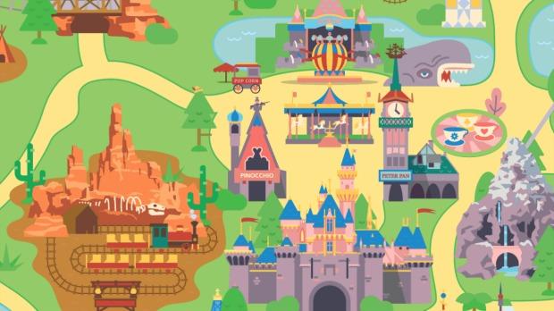 Play Disney Parks DLR