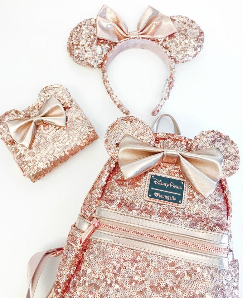 Rose-Gold-Backpacks