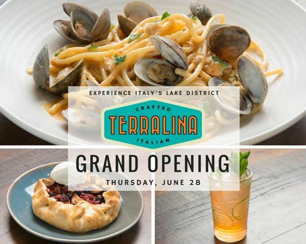 Terralina Open House