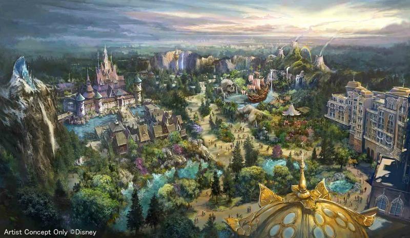 Tokyo DisneySea Feature