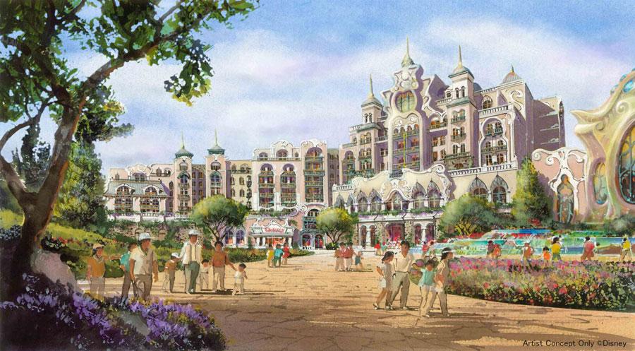 Tokyo DisneySea Resort Hotel
