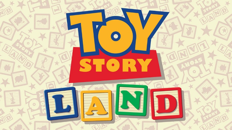 Toy Story Land Merch Feature